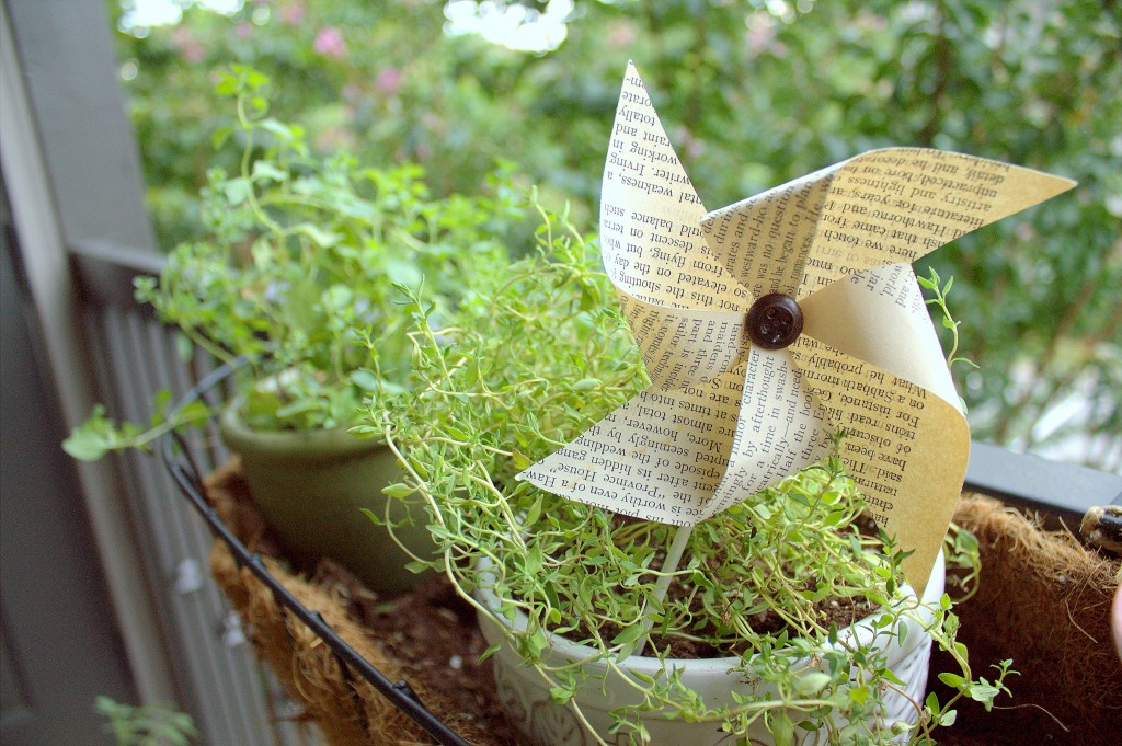 8 Uses for Paper Pinwheels