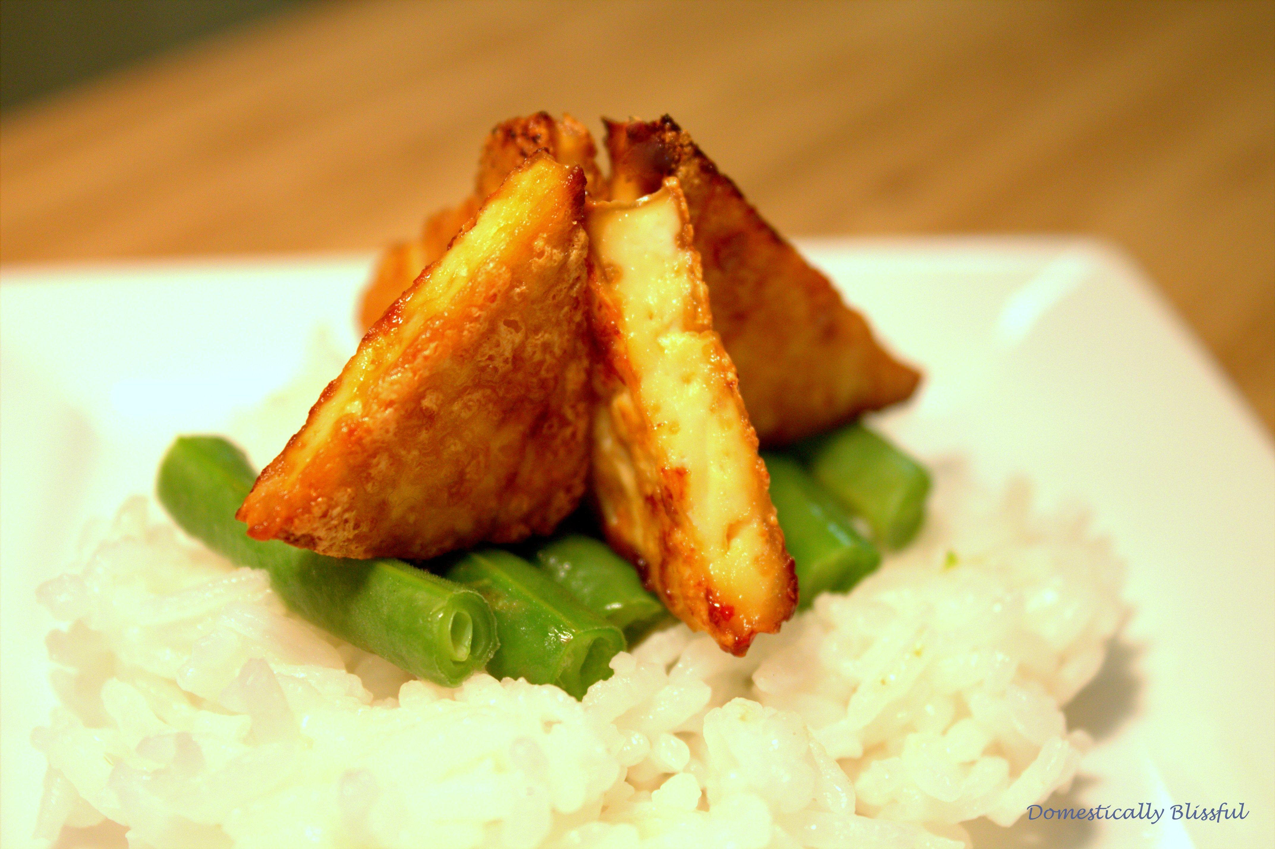 Crispy Tofu