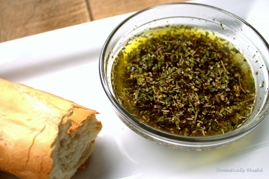 Olive Oil Dipping Sauce