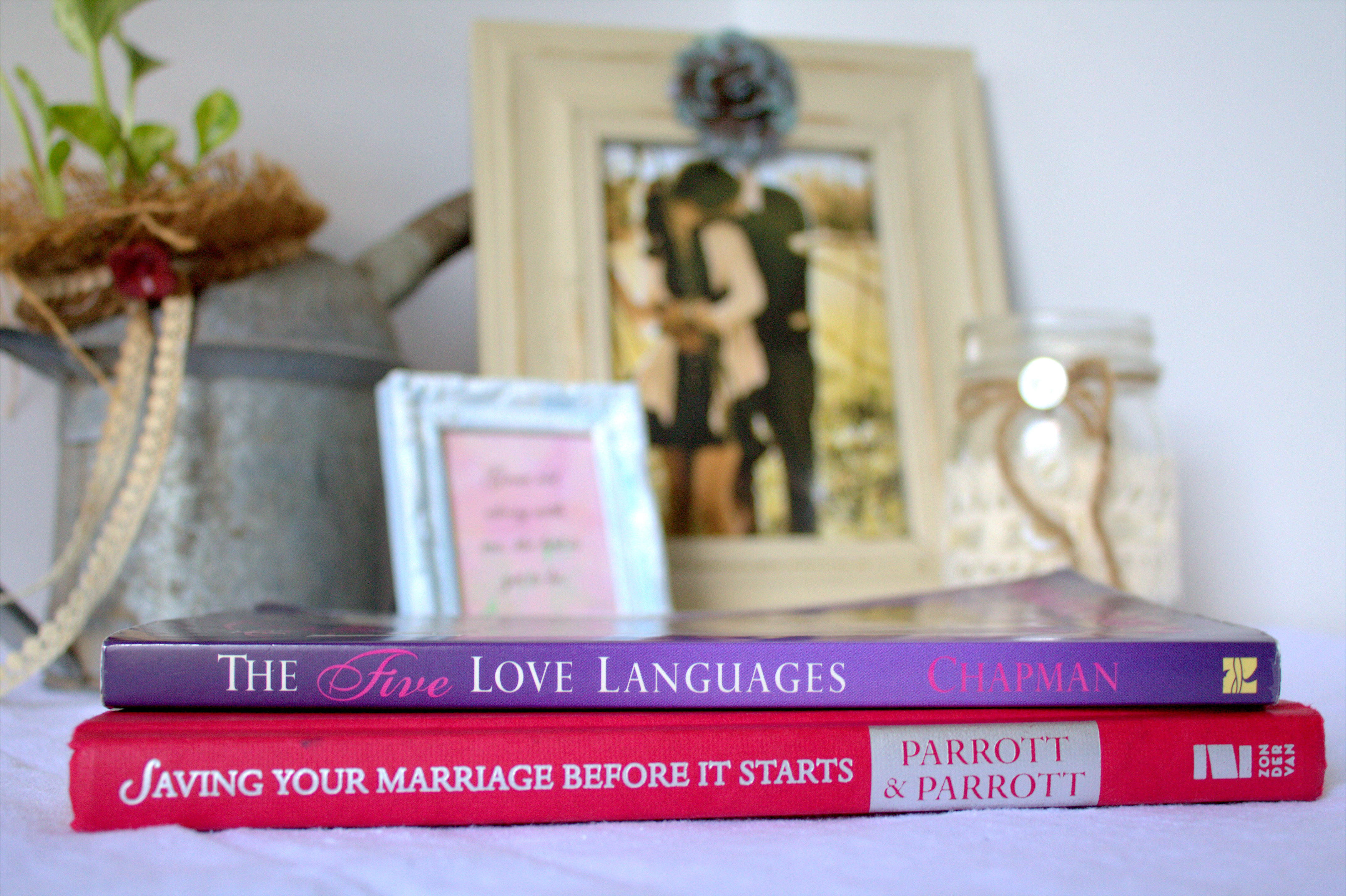 2 Books to Read Before Marriage