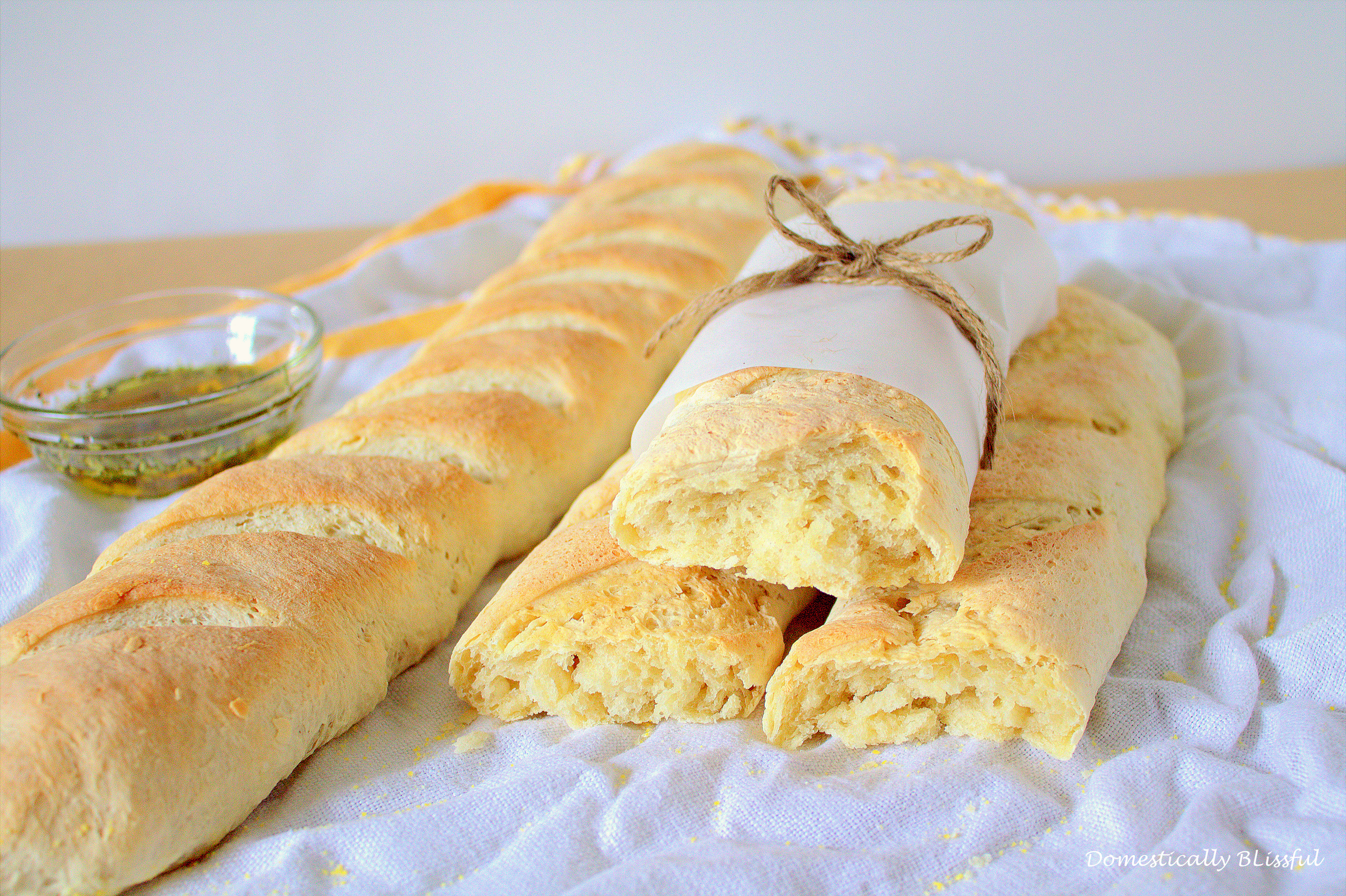 French Baguette Bread in Under 2 Hours