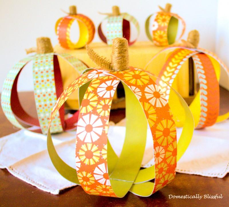 pumpkin papers
