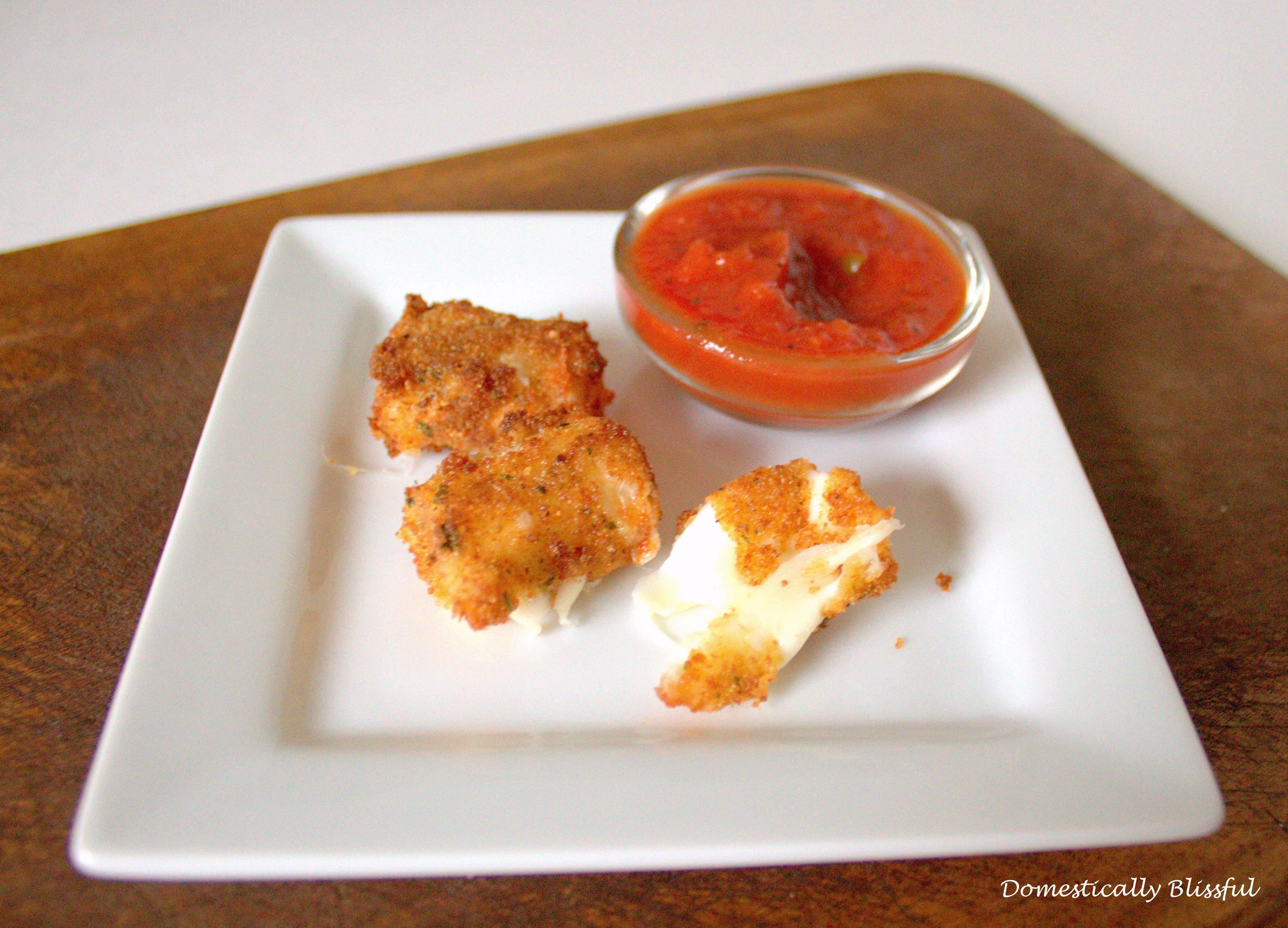 Mozzarella Bites for two