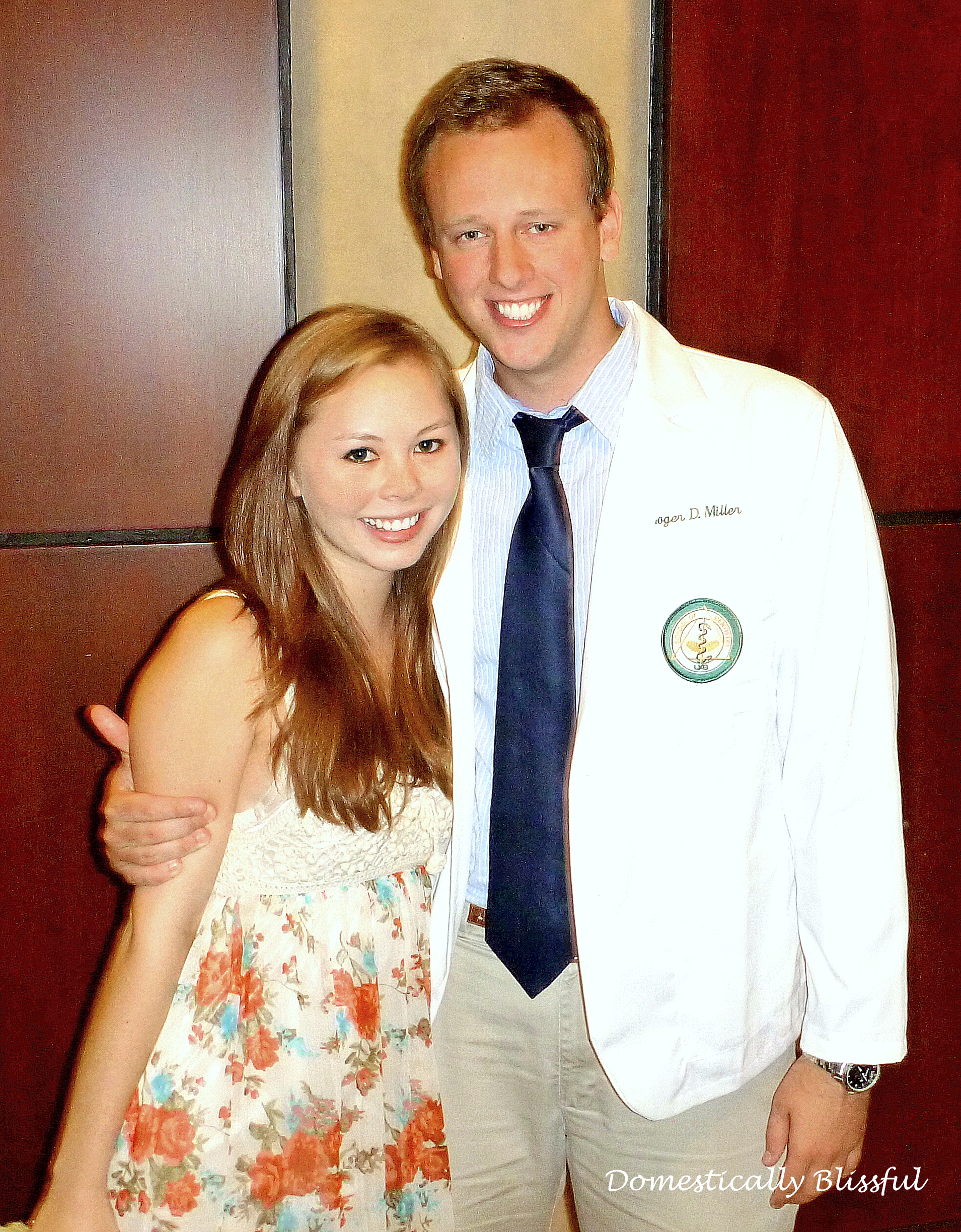 White Coat Ceremony for Dental School