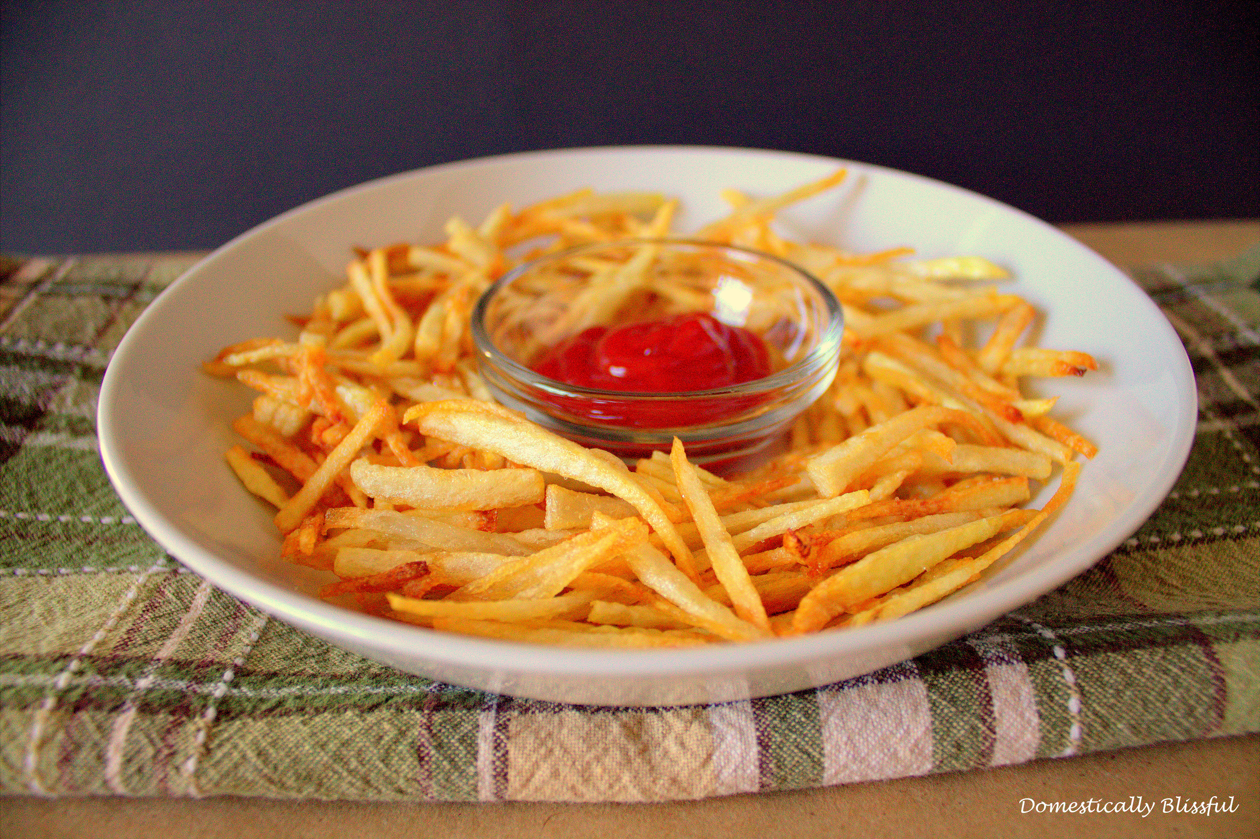 Perfect Thin And Crispy French Fries Recipes — Dishmaps