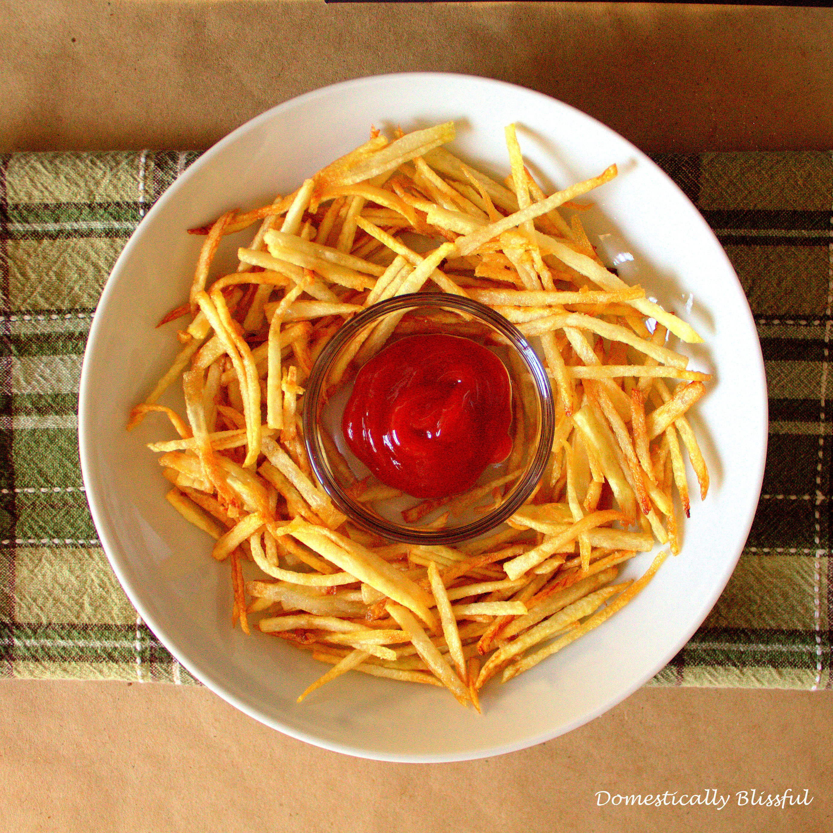 Shoe String French Fries