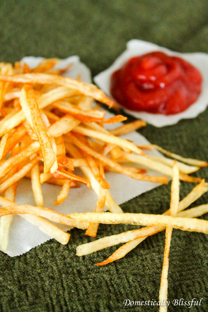 Thin French Fries
