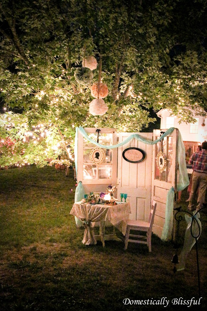 Unique Ways to Use Doors and Windows in an Outdoor Wedding