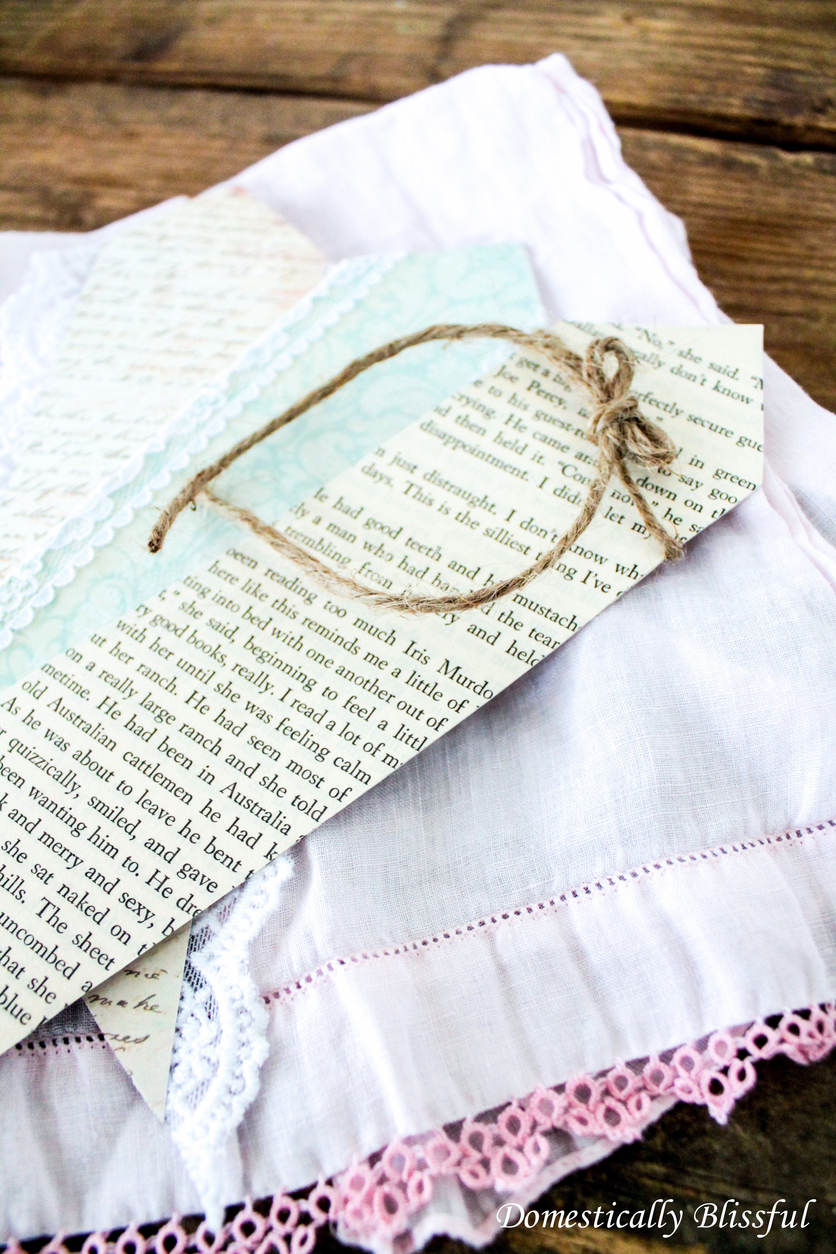 Book Page Bookmark