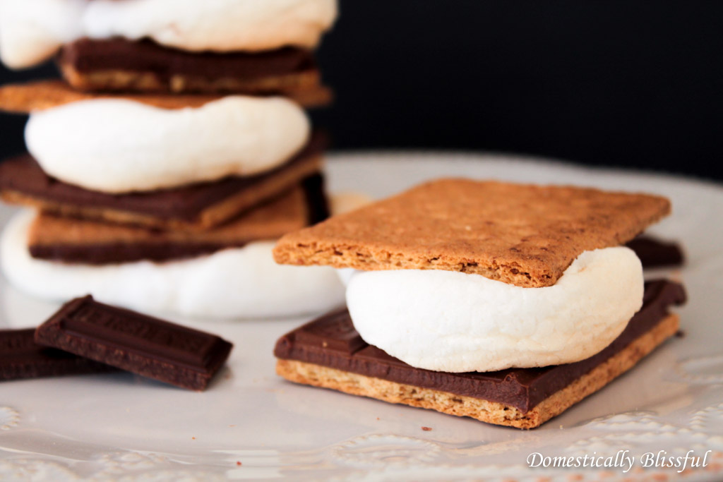 Perfect S'mores