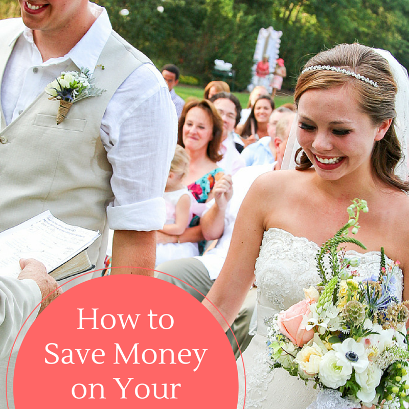 Save On Wedding Flowers: How To Save Money On Your Wedding Flowers