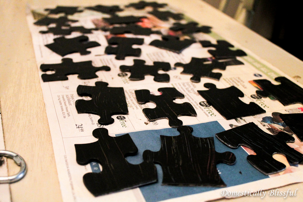 Paint the Puzzle Pieces
