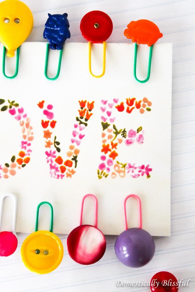 DIY Kids Bookmarks