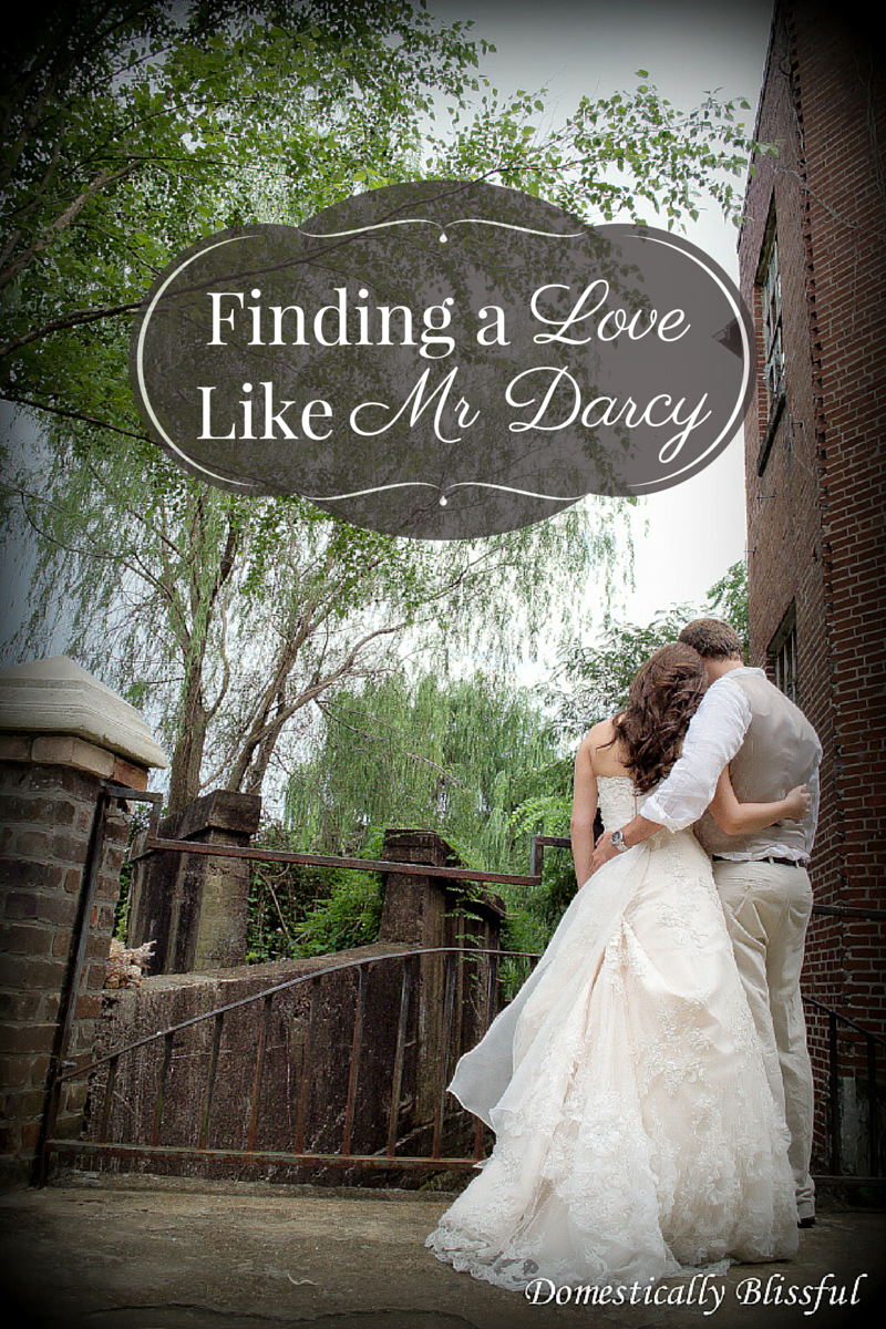 Findinga Love Like Mr Darcy