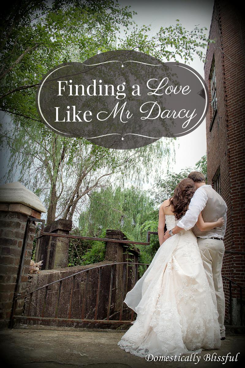 Findinga Love Like Mr Darcy