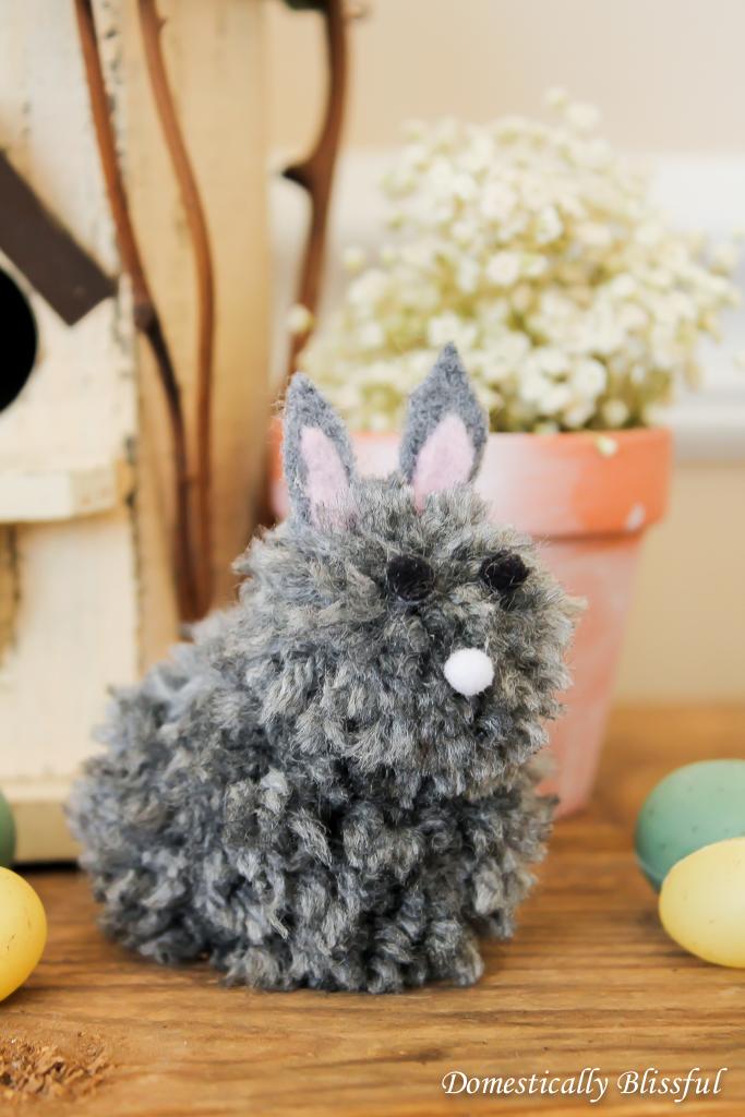 DIY Baby Bunny