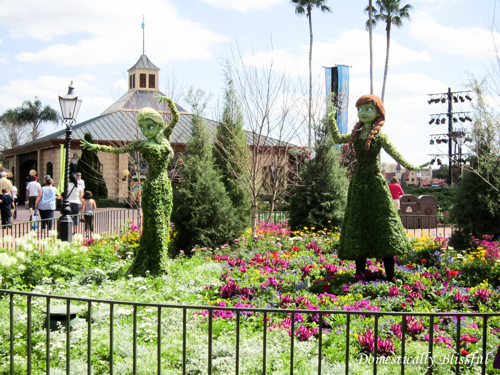 Epcot Toperiaries Garden Festival