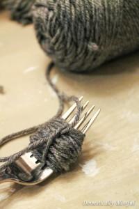 Fork & yarn