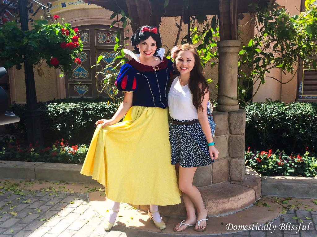Snow White and a Royal Ball