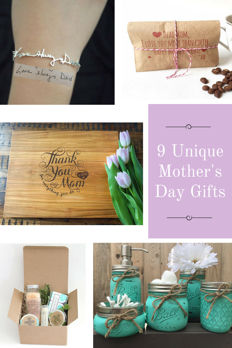 9 Unique Mother's Day Gifts