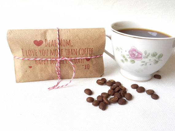Etsy Coffee Gift Set