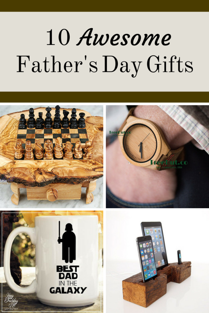 8 Awesome Father's Day Gifts