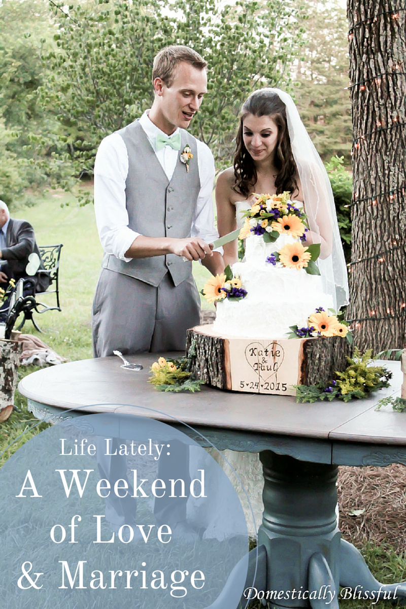 A Weekend of Love & Marriage