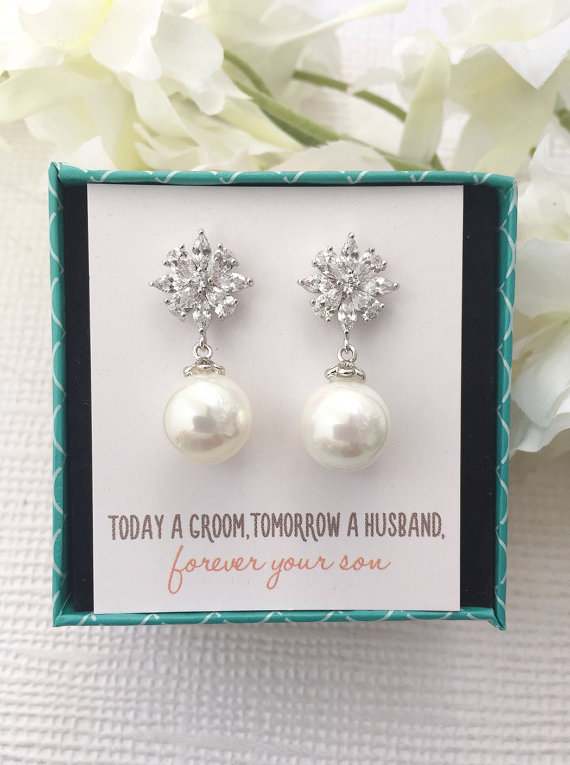 Special Wedding Gifts For Bride And Groom : 10 Special Wedding Gifts for the Mother of the Bride and Groom