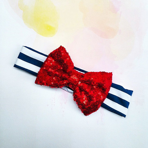 4th of July Headband