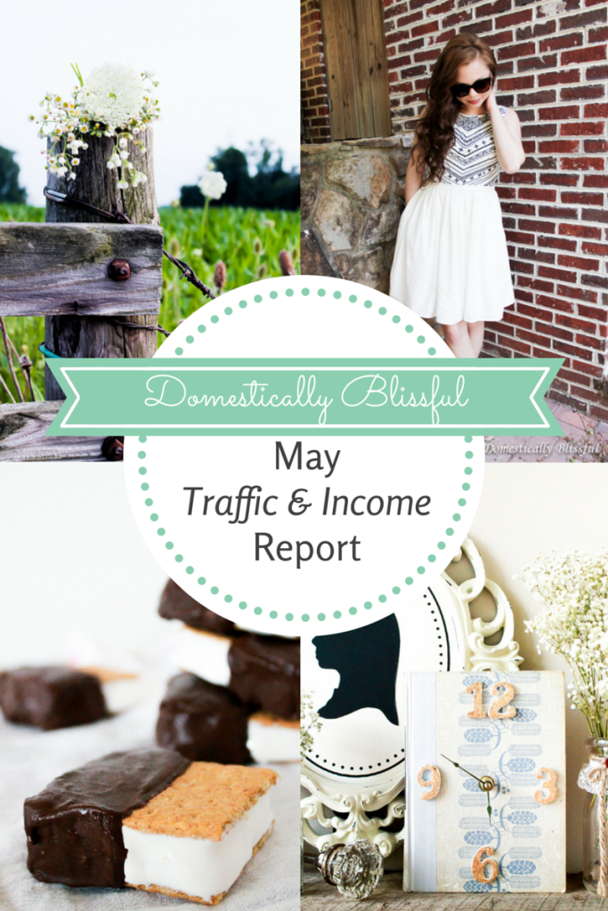 May Traffic and Income Report