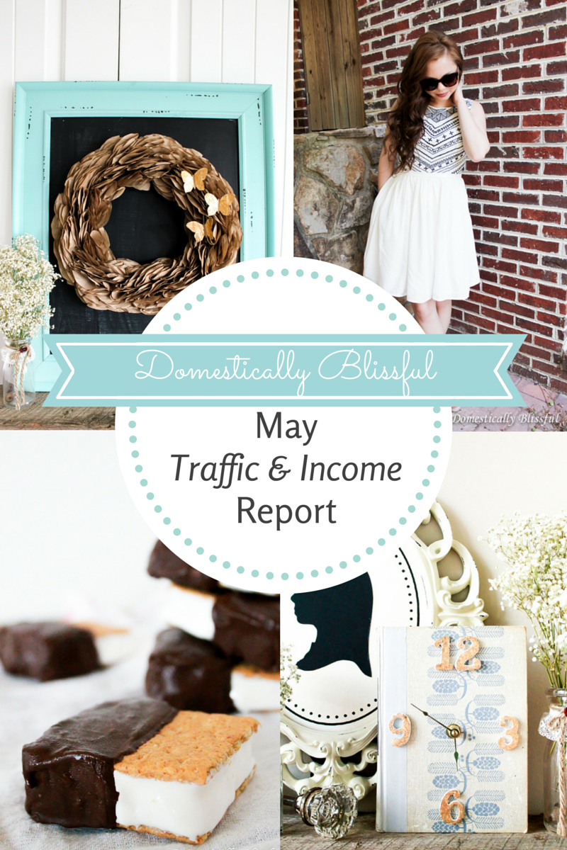 May Traffic & Income Report