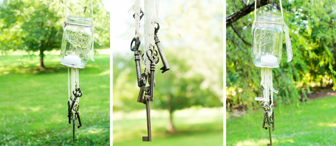Antique Key Wind Chime