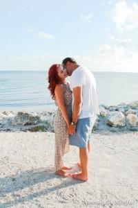 Couples Beach Photo Shoot