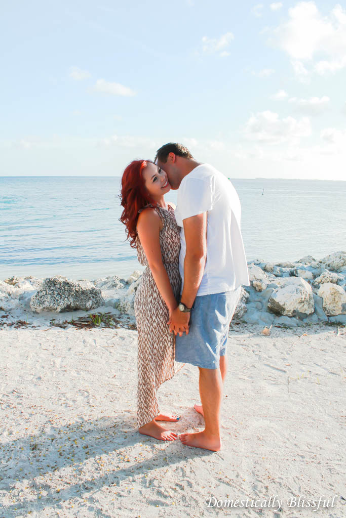 Couples Beach Photo Shoot