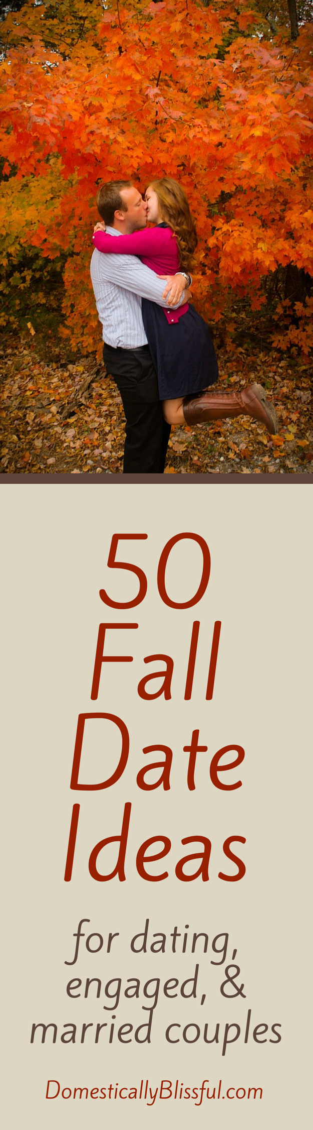 50 fall date ideas for dating engaged and married couples by