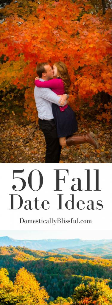 Fall dating season