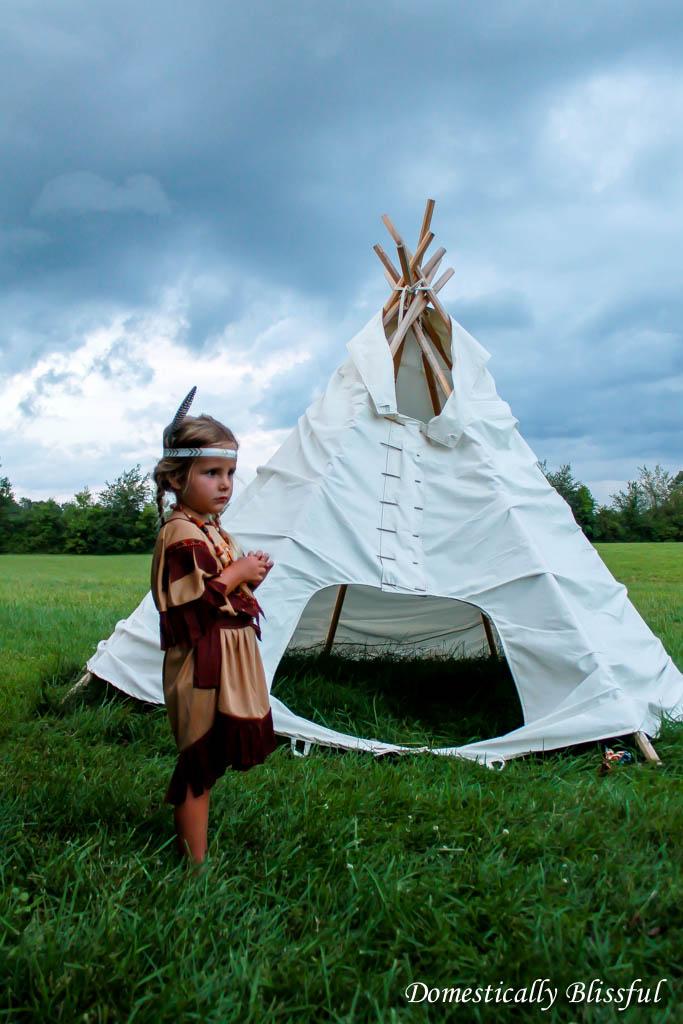 Native American Hannah