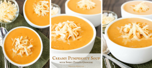 Creamy Pumpernut Soup