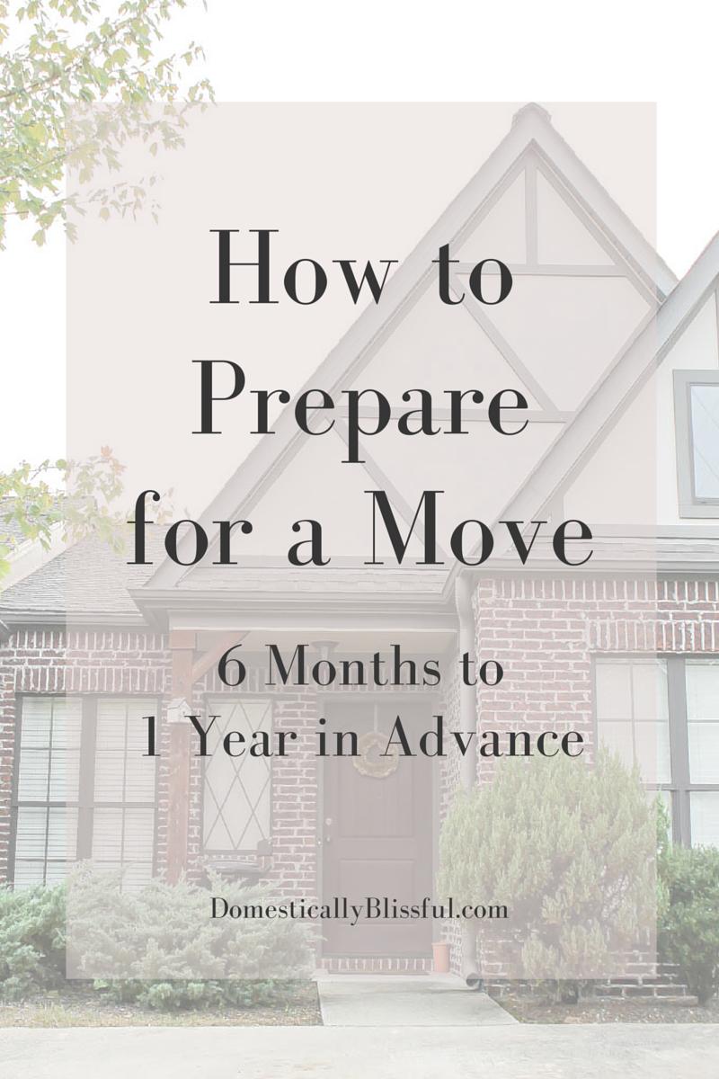 moving advance