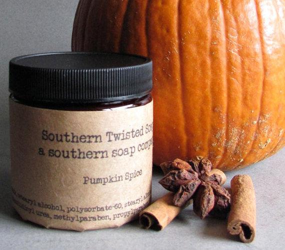 Pumpkin Spice Body Lotion