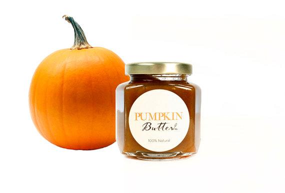 Gourmet Pumpkin Butter