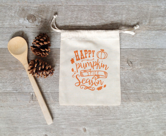 Pumpkin Spice Goodie Bag