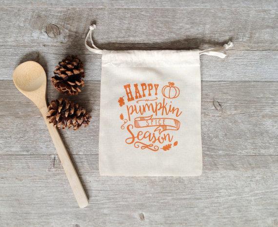 Pumpkin Spice Goodie Bag