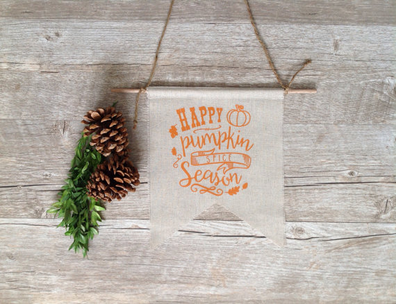 Pumpkin Spice Wall Decor