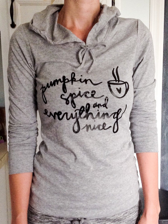 Pumpkin Spice Fall Sweatshirt