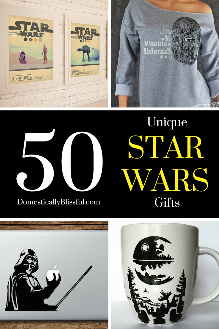 50 Unique Star Wars Gifts