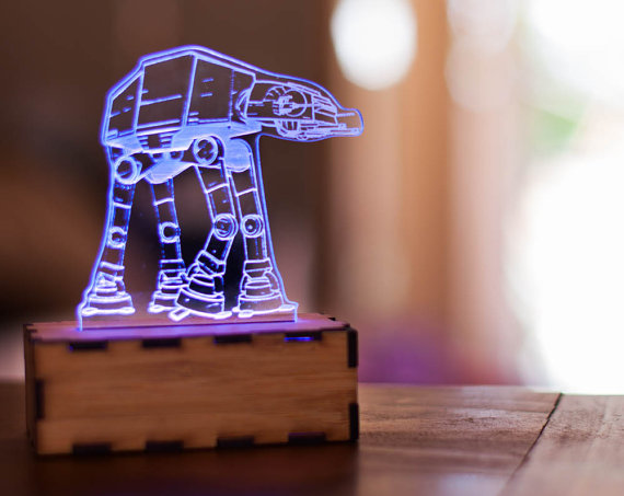 AT-AT Walker Lamp