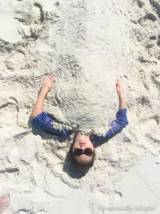 Football or sand