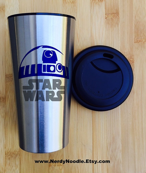 R2D2 Star Wars Travel Mug
