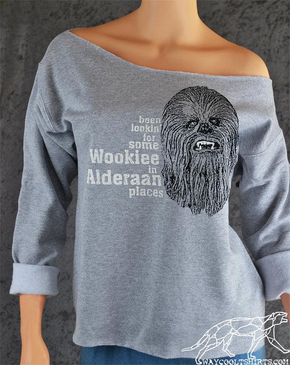 Star Wars Wookiee Sweatshirt